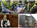 День в фото: новая прическа Tимошенко, митинги в Киеве и взрыв в России