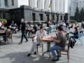В карантин в Украине ликвидировали 40% общепитов