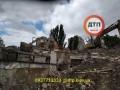 В Киеве на стройке бетонная плита раздавила мужчину