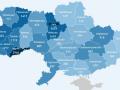 COVID-19 в Украине: Заболевших 20 986 человек, погибших 617