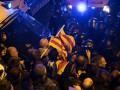 В столкновениях в Барселоне пострадали более 50 человек