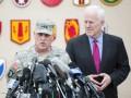 Американский генерал: Нужно предоставить Украине летальное оружие