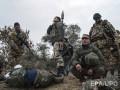 Наиболее активные боевые действия идут на участке между Авдеевкой и Марьинкой