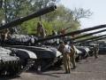 ИС: Террористы перебросили танковую роту в район Тельманово