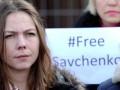 Вера Савченко не верит результатам допроса сестры на полиграфе