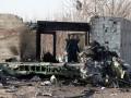 Появилось видео возможного попадания ракеты в украинский самолет