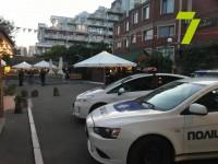 В центре Одессы произошла разборка со стрельбой