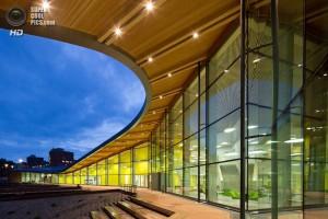 В Финляндии построили школу будущего, где нет разделения на классы