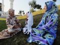 Три дочери Кадырова снялись в клипе об основах ислама