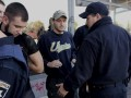 В Днепре на митинге задержали активистов С14