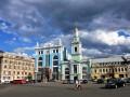 Суд отменил пешеходную зону на Контрактовой площади в Киеве