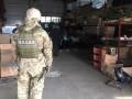 В Николаеве обнаружен подпольный склад промышленных товаров