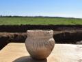 На Арабатской стрелке археологи нашли 16 древних захоронений разных культур