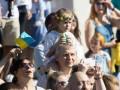 Украина отмечает День Независимости