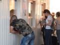 Большая группа граждан прорвалась через блокпост боевиков – ГПСУ
