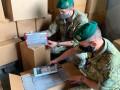 В порту Одессы изъяли контрабандные сигареты на 15 млн гривен