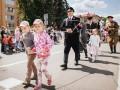 В Подмосковье на День России по улицам провели