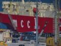 В Одессу прибыла партия военных внедорожников из США