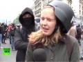 Российской журналистке дали пощечину в прямом эфире