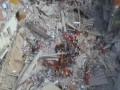 Беспилотник снял последствия землетрясения в Италии