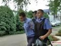 В сети появилось видео штурма отделения полиции в Кривом Озере