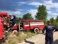 Из-за взрыва на нефтебазе под Киевом погиб один человек, 14 травмированы