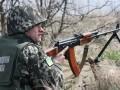 За сутки боевики шесть раз обстреляли пограничников в зоне АТО