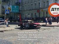 фото после взрыва павла шеремета