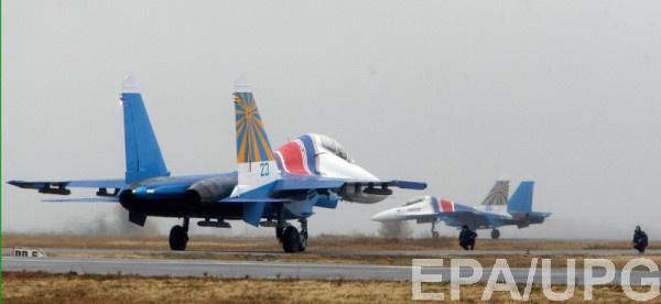 Все летательные средства в Сирии будут восприняты Москвой как цели