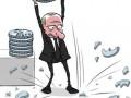 Рубль падает, несмотря на методы ЦБ России