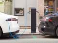 В бориспольском аэропорту появились первые зарядки для электрокаров — цены
