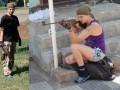 Рыжик и Солнышко: женщины-боевики на Донбассе