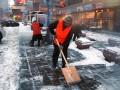 Попов пригрозил главам районов, в которых плохо убирают снег