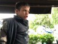 На Закарпатье ребенок бросался на покупателей ТЦ и пытался их грабить