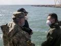 В Бердянске построят объекты для базы ВМС Украины