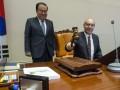 Парубий призвал Южную Корею отменить визы для украинцев: