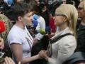 Савченко отказалась голосовать за Тимошенко