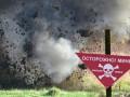 На Донбассе на взрывчатке подорвался гражданский