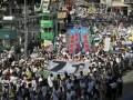 Гонконг отмечает 15-летие перехода под контроль Китая