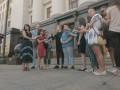 Лидеры Киевпрайда пришли под АП с обращением к Зеленскому и Кличко