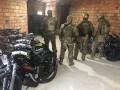 Склад краденой мото- и велотехники из ЕС нашли на Буковине