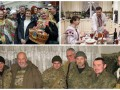 Украинские политики отметили Рождество: Порошенко во Львове, Ляшко - дома
