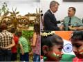 День в фото: Награда Пайетта, охотничий фестиваль на Закарпатье и День независимости Индии