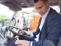 Кличко проверил готовность Киевавтодора к зиме