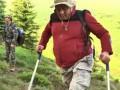 Потерявший обе ноги ветеран АТО покорил Говерлу