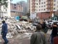 В центре Киева местные жители перекрыли улицу Жилянскую - активист