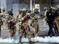 Неопознанные военные. Беспорядки в Портленде