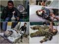 Сирийские войска при поддержке РФ захватили часть Восточной Гуты
