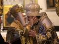 Епифаний проводит Рождественскую литургию: онлайн-трансляция