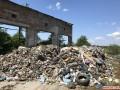 Горы львовского мусора нашли в Житомирской области